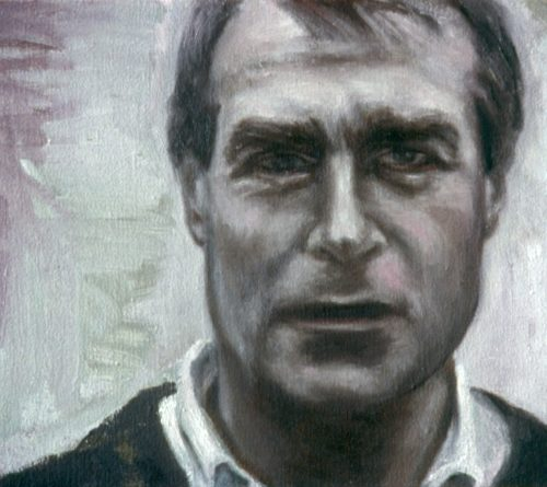 Deon Viljoen, 2003. Acrylic on Canvas. 40x30cm