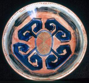 Hellenist, 1998  Ceramic, 51cm Diameter