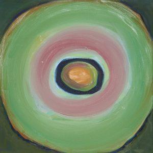 Optimist. 2012. Oil on Canvas. 50x50cm