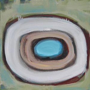 Rectangular. 2013. Oil on Canvas. 50x50cm