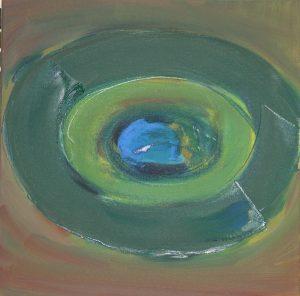 Retro. 2012. Oil on Canvas. 50x50cm